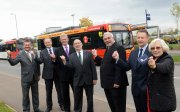 Express bus service to business parks set to launch