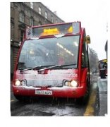Bus operator gears up for snowy weather