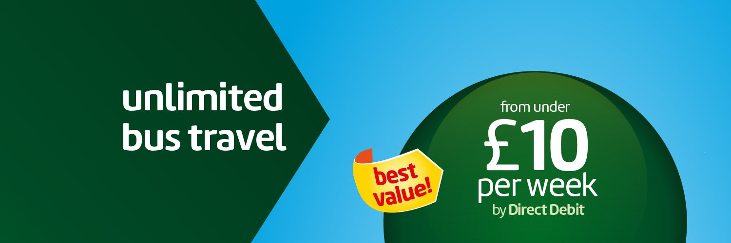 Travelcards by Direct Debit