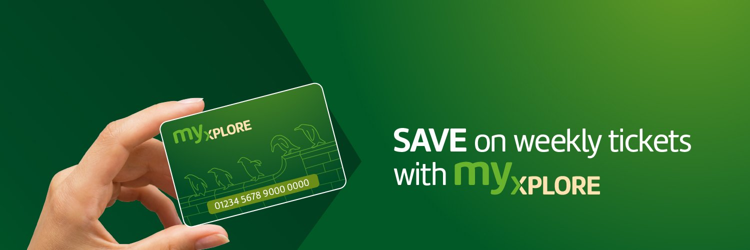 Tickets & Prices for MyXplore Smartcard