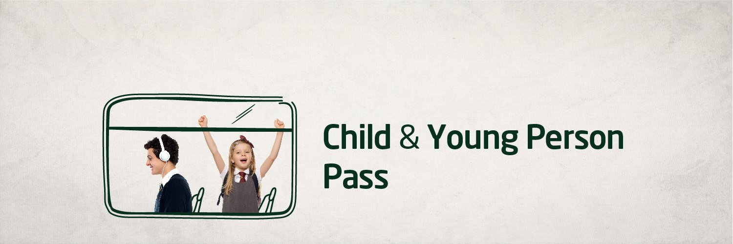 Child & Young Person Pass
