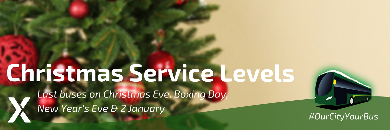 Christmas Service Levels 2018