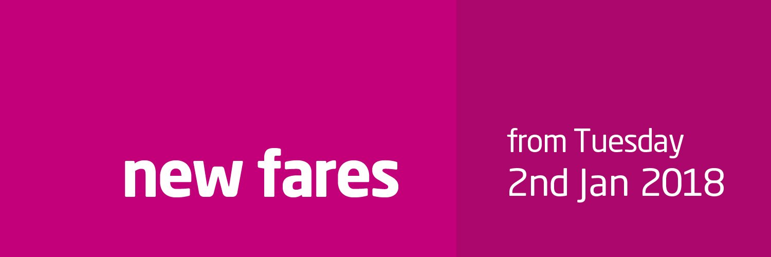 Midland Metro fares changes 2018