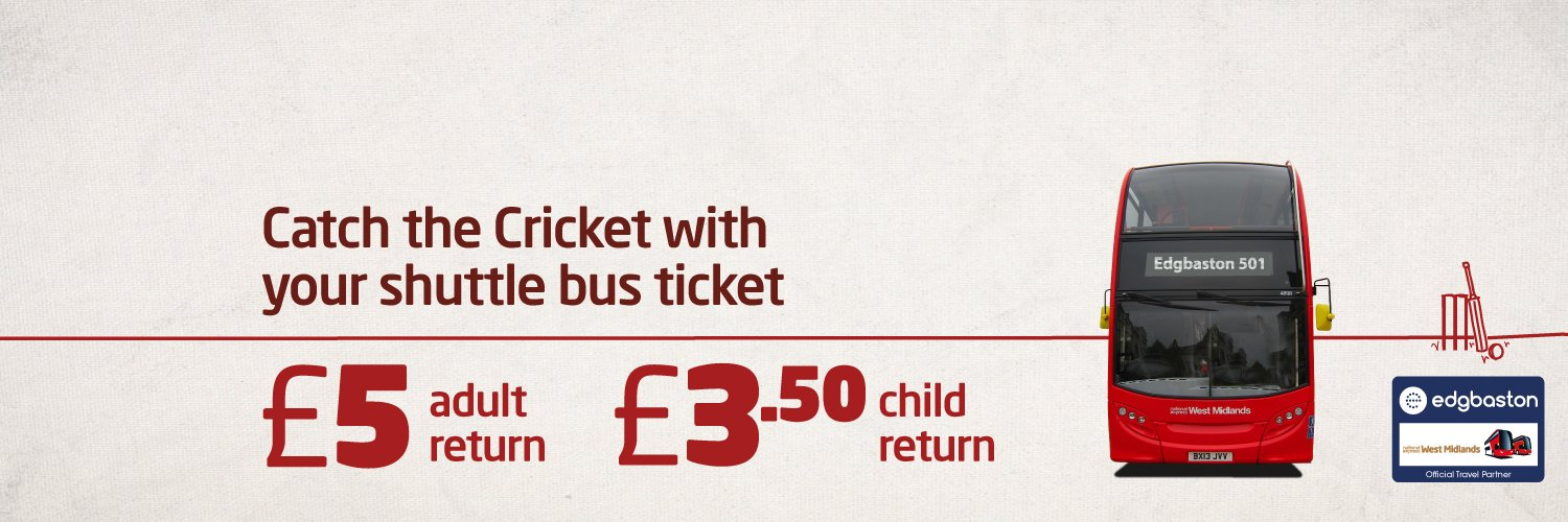Catch the Cricket with your Shuttle Bus Ticket
