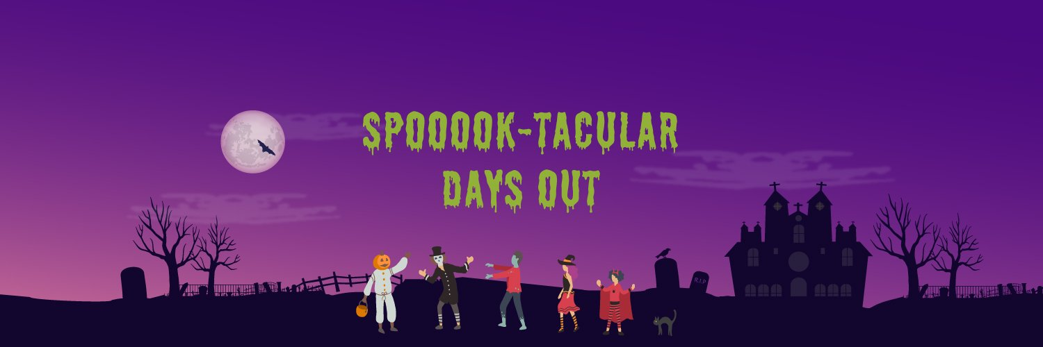 Spooook-tacular Days Out!